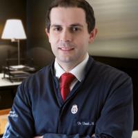 Daniel Mattos Zanatti professor